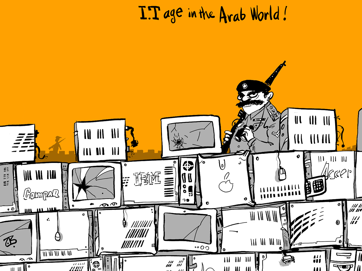 it age in the arab world castle soldier computer 00-08-15
