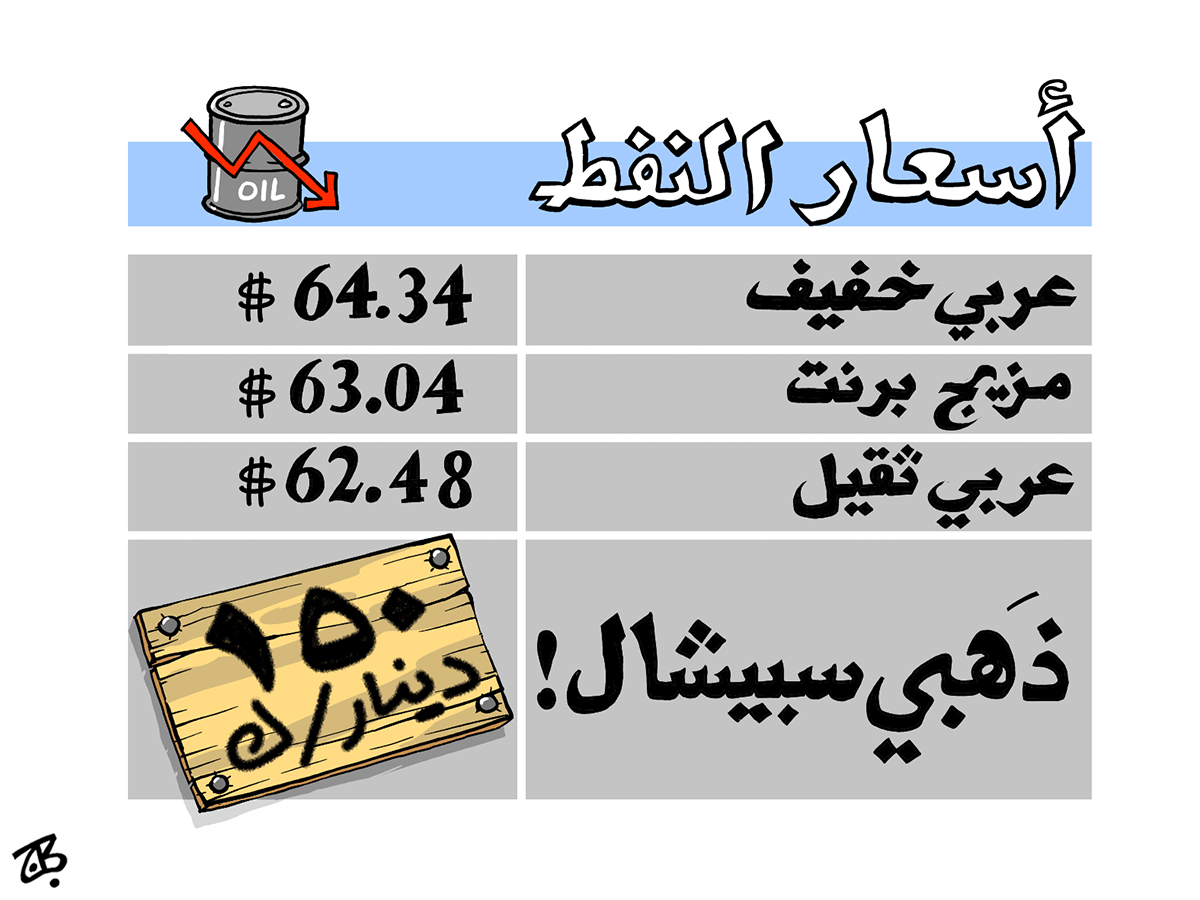 as3ar nift thahabi special oil price list newspaper economy page ma7rookat jordan gov 09-07-19