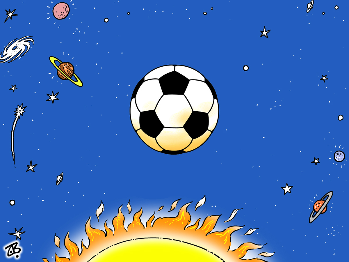 planet earth space world cup football sun heat stars sport 10-07-01