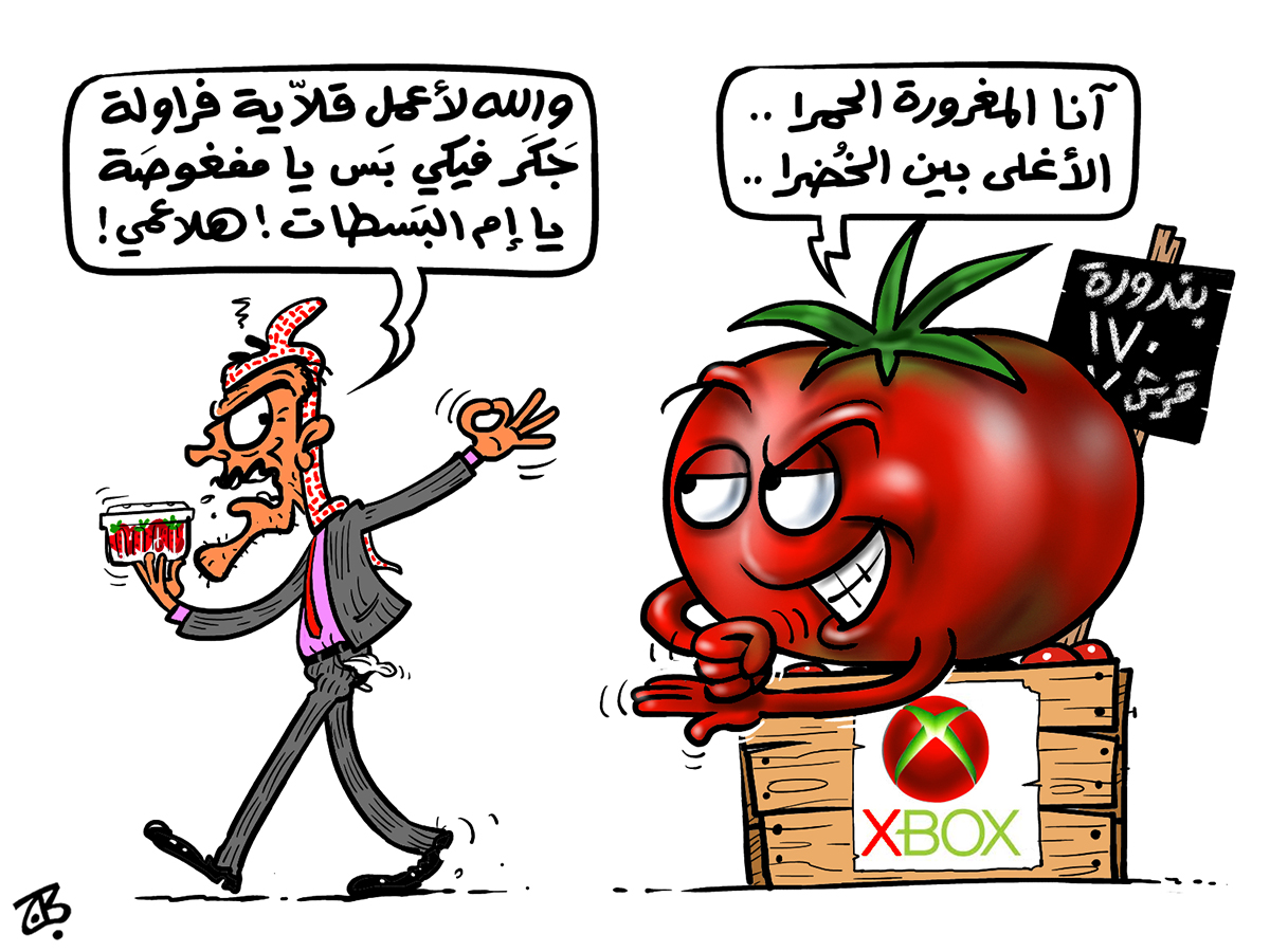 tomato price ana maghroora 7amra gallayeh strawberry vegetables xbox 10-09-30