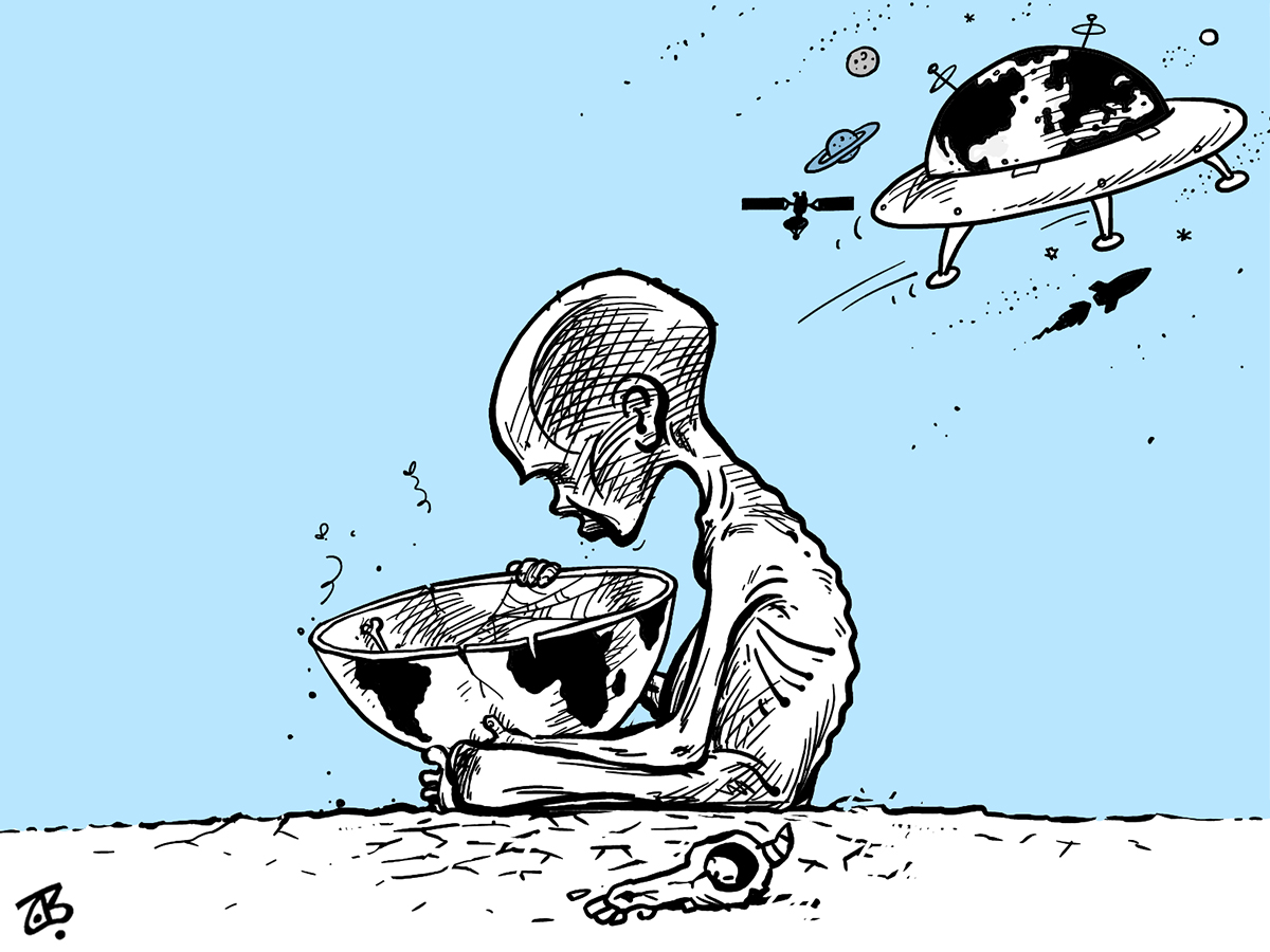 hunger somalia joo3 third world space globe dish north south poor rich 11-07-26