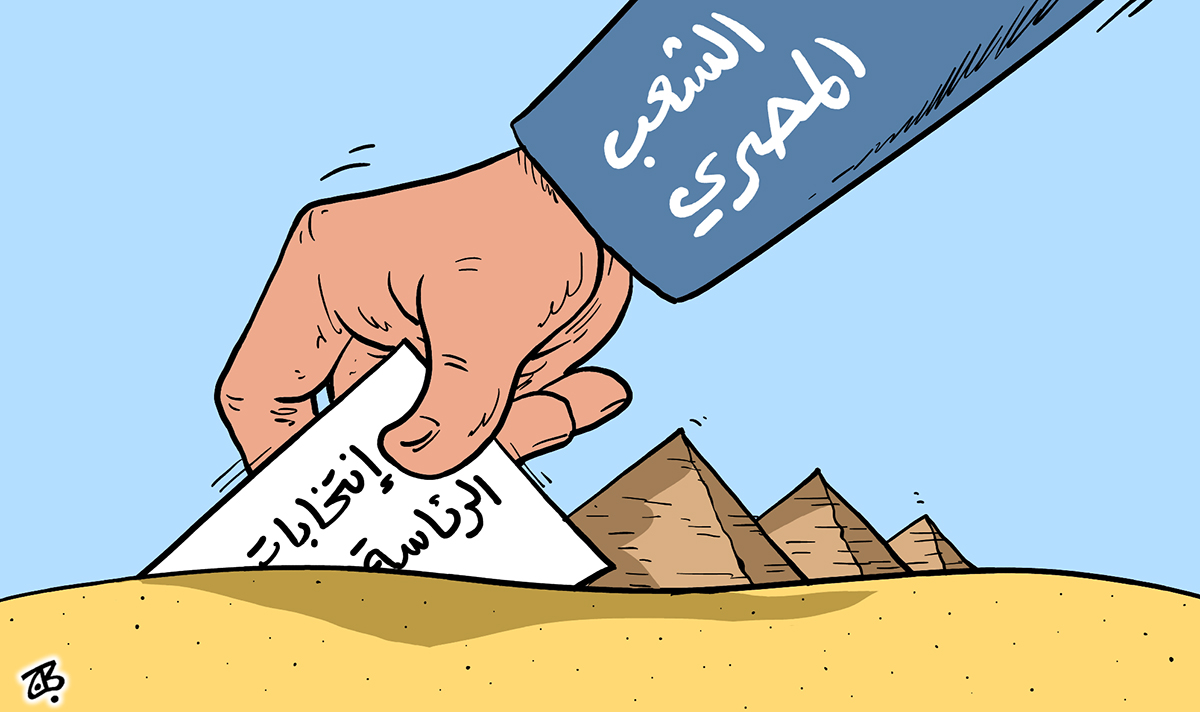 egypt election president pyramids hand elect desert egyptian people democracy spring 12-05-23
