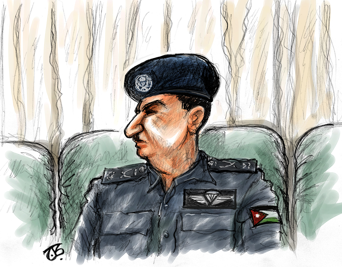 tawalbeh security portrait police 13-09-11